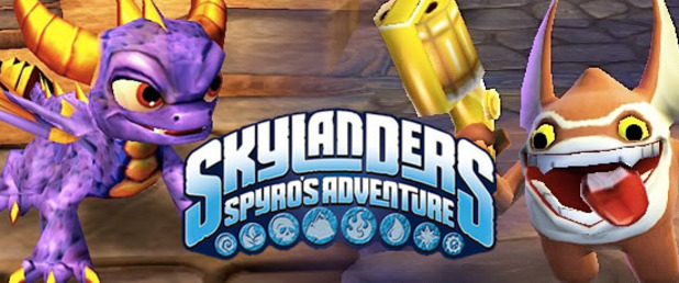 Skylanders: Spyro's Adventure - Feature