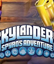 Skylanders: Spyro&#x27;s Adventure Boxart