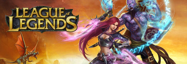 League of Legends  - 869930