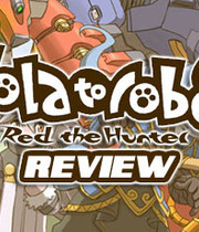 Solatorobo: Red the Hunter Boxart