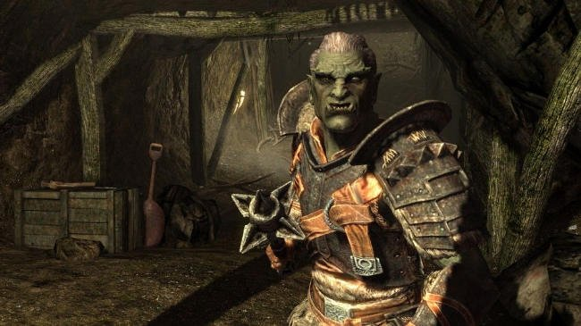 Skyrim Xbox 360 PS3 PC Screenshot