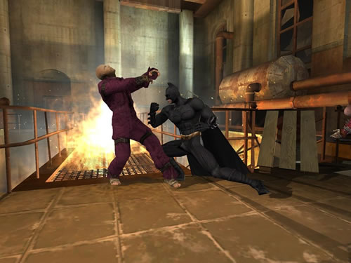 Batman Begins Game