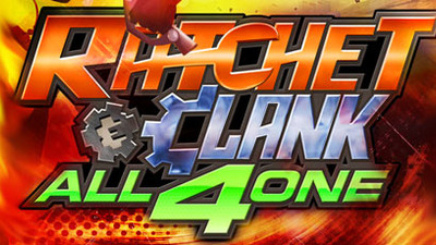 Ratchet & Clank: All 4 One  - 870224