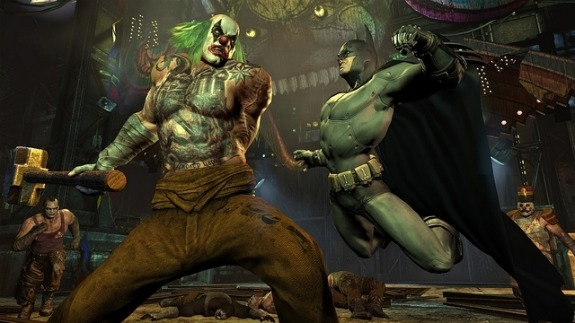 Batman Arkham City PC 360 PS3 screenshot