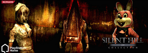 silent hill playstation home