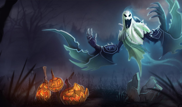 Haunting Nocturne league of legends