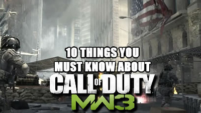 Call of Duty: Modern Warfare 3  - 870306