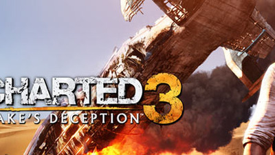 Uncharted 3: Drake's Deception  - 870363