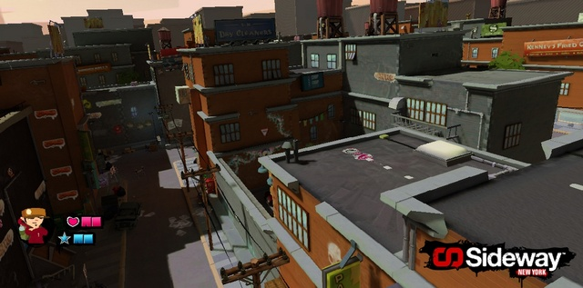 Sideway New York screenshot
