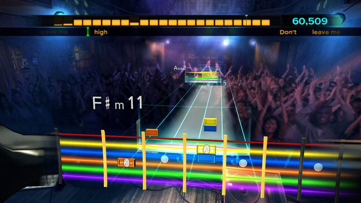 Rocksmith Screenshot