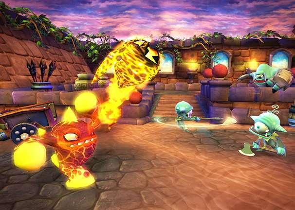Skylanders: Spyro's Adventure PS3/360/PC/Wii/3DS