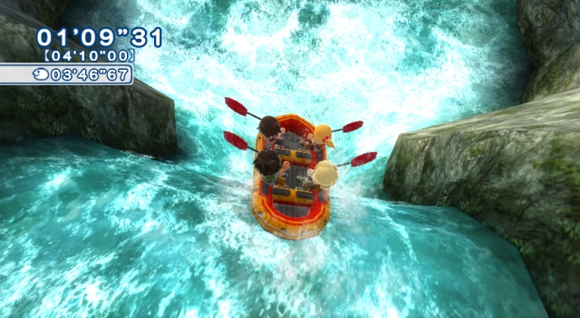 Wii Go Vacation Screenshot