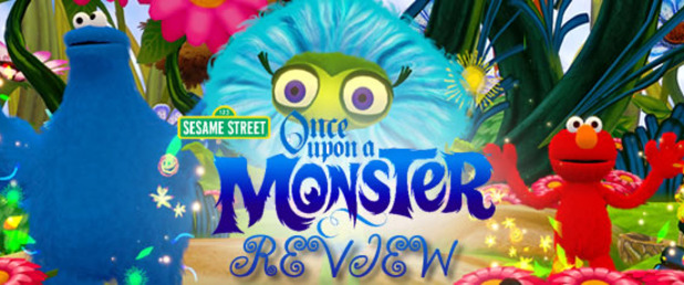 Sesame Street: Once Upon a Monster - Feature