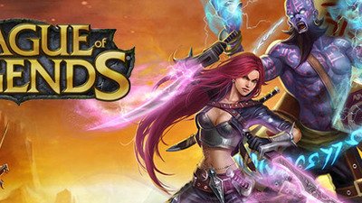 League of Legends  - 870586