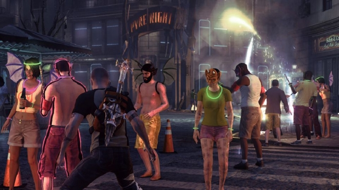 Infamous 2 Festival of Blood screenshot