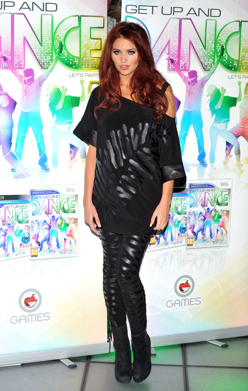 Get Up and Dance Amy Childs