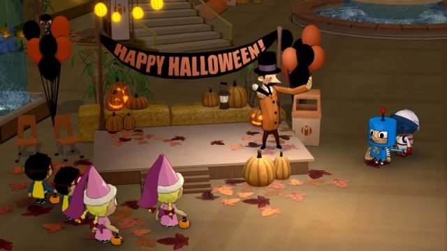 Costume Quest screenshot xbla psn steam pc