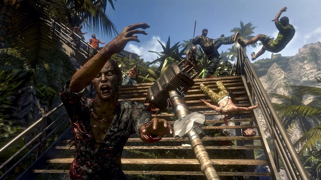 Dead Island 360 PS3 PC screenshot