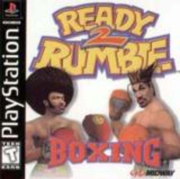 Ready 2 Rumble  - 870951