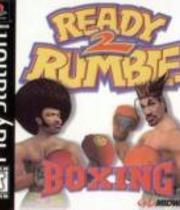 Ready 2 Rumble Boxart
