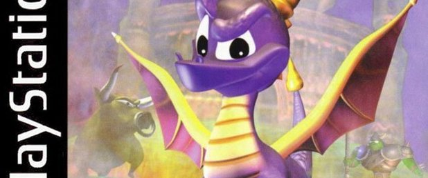 Spyro the Dragon - Feature