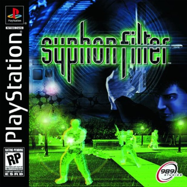 Syphon Filter  - 870959