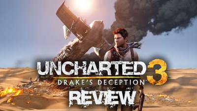 Uncharted 3: Drake's Deception  - 871037