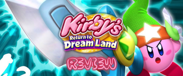Kirby&#x27;s Return to Dream Land