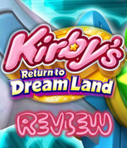 Kirby&#x27;s Return to Dream Land Boxart