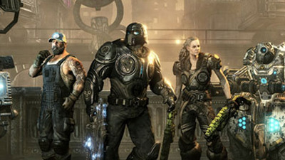 Gears of War 3  - 871099