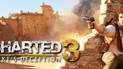 Uncharted 3: Drake's Deception  - 871196