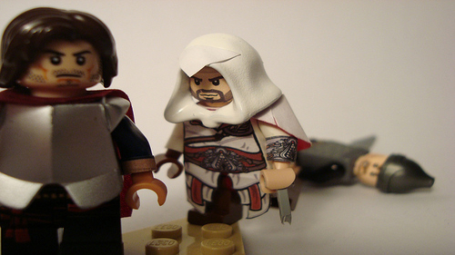 lego assassin's creed