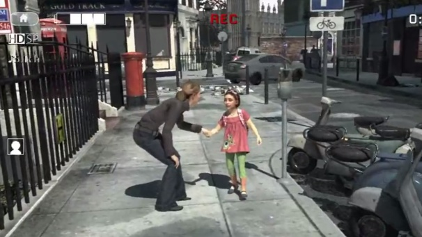 Modern Warfare 3 little girl