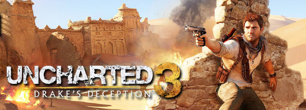 Uncharted 3: Drake's Deception  - 871324