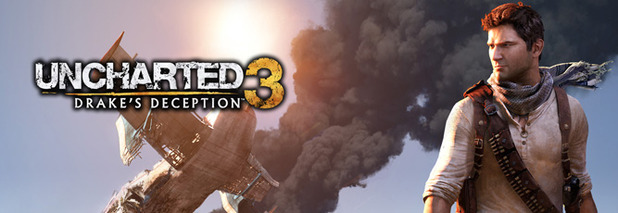 Uncharted 3: Drake's Deception  - 871358