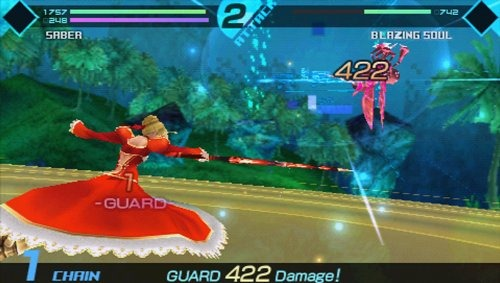 fate/extra battle