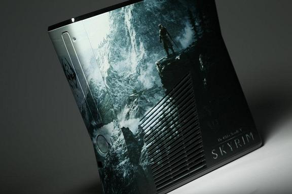 Bethesda Announces Custom Skyrim Themed Xbox 360