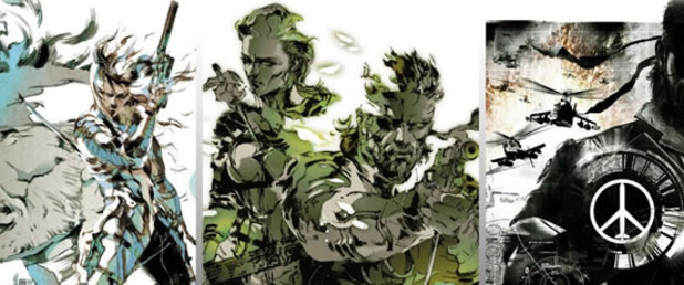 Metal Gear Solid HD Collection - Feature