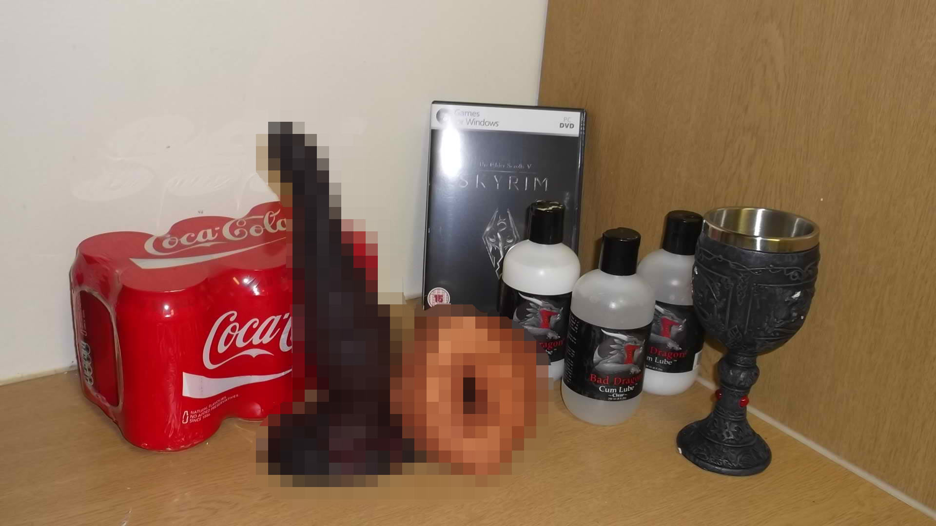Bad dragon toy use exploited galleries