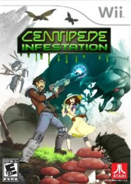Centipede: Infestation (Wii)  - 871729
