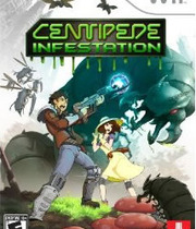 Centipede: Infestation (Wii) Boxart