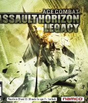Ace Combat: Assault Horizon Legacy Boxart