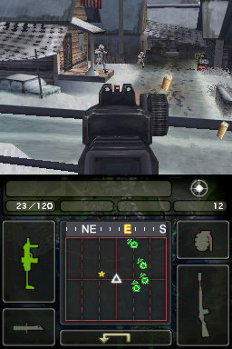 Call of Duty Defiance Nintendo DS