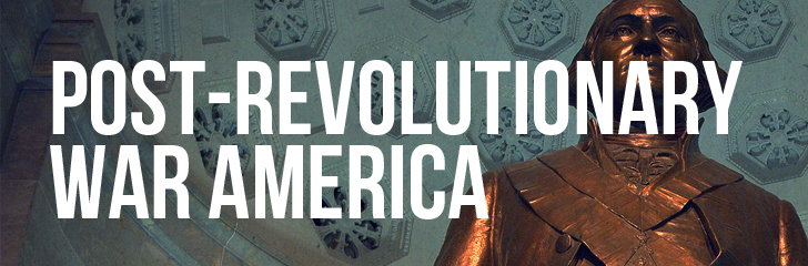 Assassins Creed 3 Post Revolutionary War America