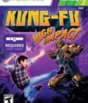 Kung Fu High Impact Boxart
