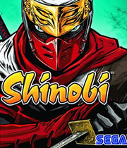 Shinobi 3DS Boxart