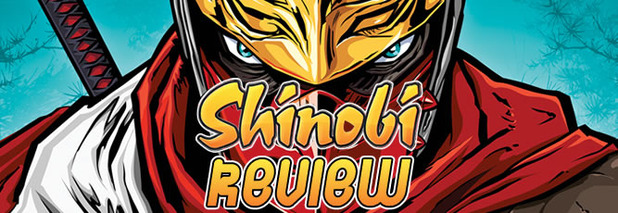 Shinobi 3DS Image