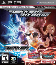 Tekken: Hybrid Boxart