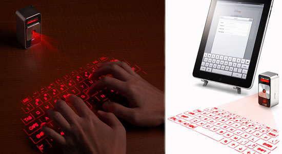 Virtual Keyboard for iPad and iPhone
