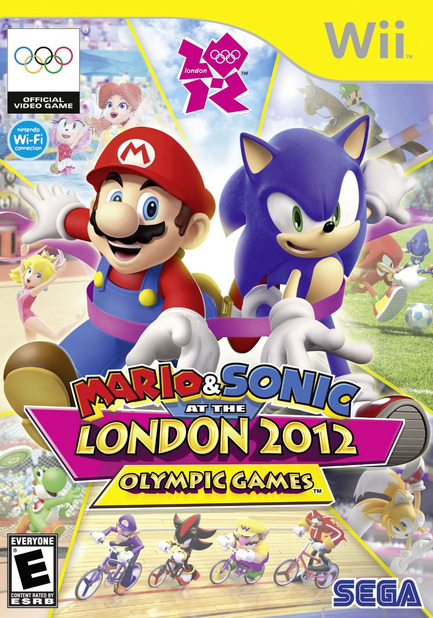 Mario & Sonic at the London 2012 Olympics  - 872333